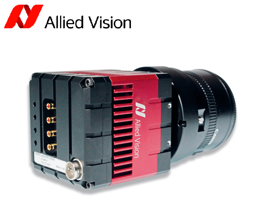 Allied Vision introduces high-bandwidth cameras with CoaXPress interface